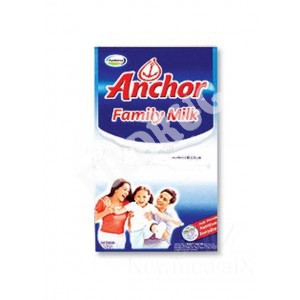 Anchor family milk