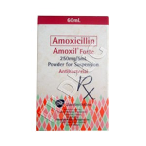 Dose of amoxicillin for children