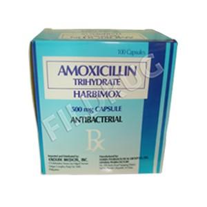 Amoxicillin - harbimox capsule